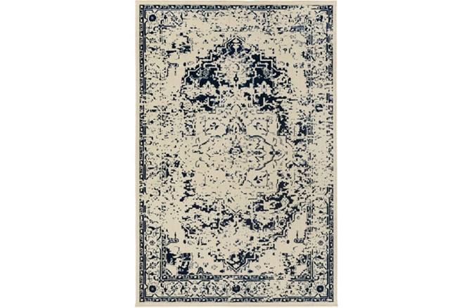 22X35 Rug-Khione Antique Indigo - 360