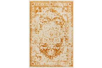 94X118 Rug-Khione Antique Orange