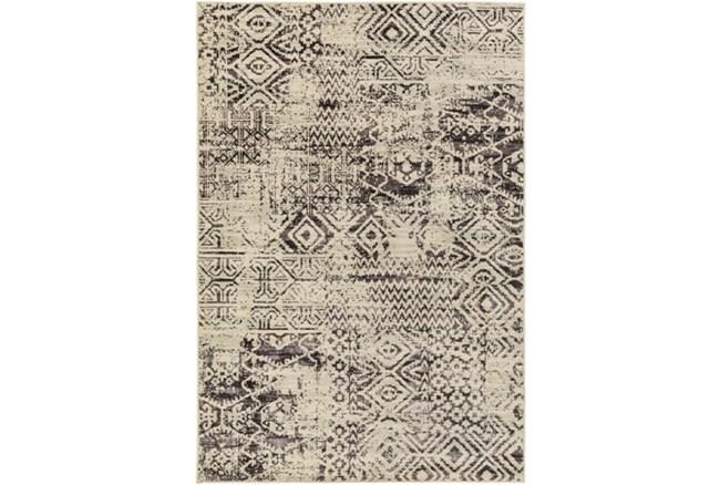 63X87 Rug-Khione Tribal Grey - 360