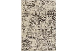 106X153 Rug-Khione Tribal Grey