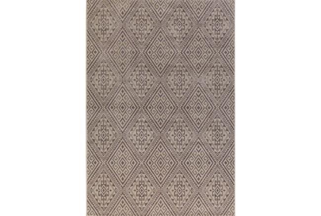 94X118 Rug-Khione Grey - 360