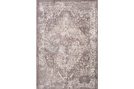 24X36 Rug-Fields Traditional Taupe