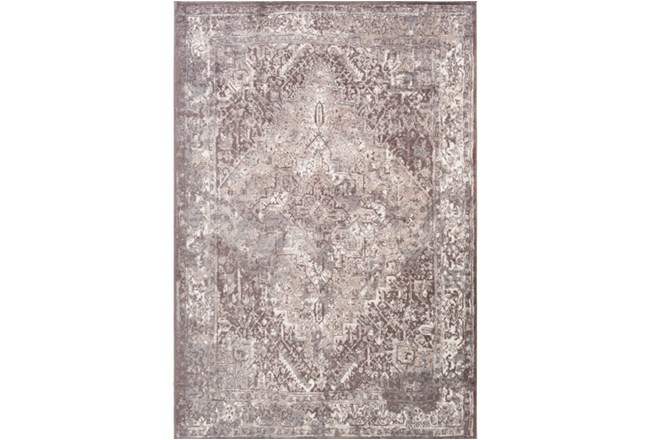 24X36 Rug-Fields Traditional Taupe - 360