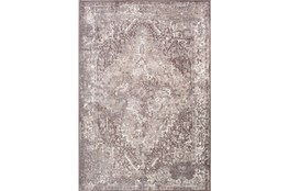 63X90 Rug-Fields Traditional Taupe