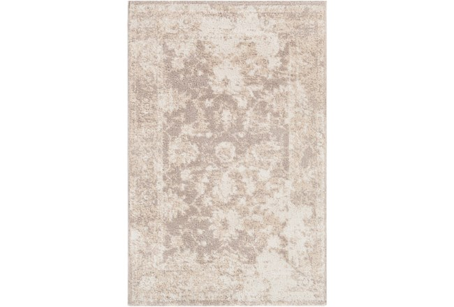 63X90 Rug-Fields Antique Grey - 360