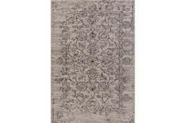 22X35 Rug-Nella Antique Damask Dark Grey
