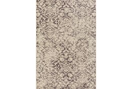 94X118 Rug-Nella Antique Traditional Light Grey