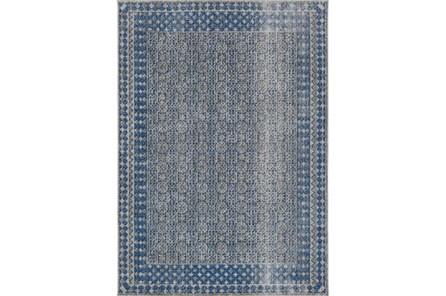 24X36 Rug-Amori Border Grey/Blue