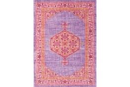 94X123 Rug-Mckenna Purple/Pink