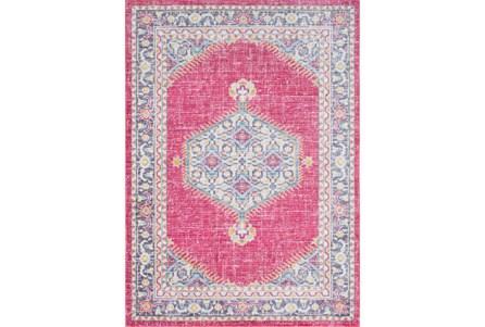 47X67 Rug-Mckenna Bright Pink