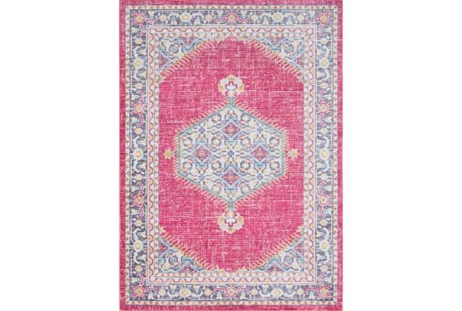 94X123 Rug-Mckenna Bright Pink - 360