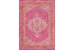 47X67 Rug-Mckenna Bright Pink/Orange