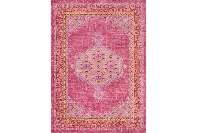 94X123 Rug-Mckenna Bright Pink/Orange - 360