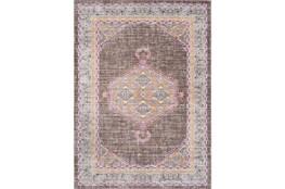 47X67 Rug-Mckenna Pink/Taupe