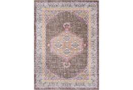 94X123 Rug-Mckenna Pink/Taupe