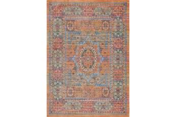 24X36 Rug-Gypsy Star Saffron/Blue