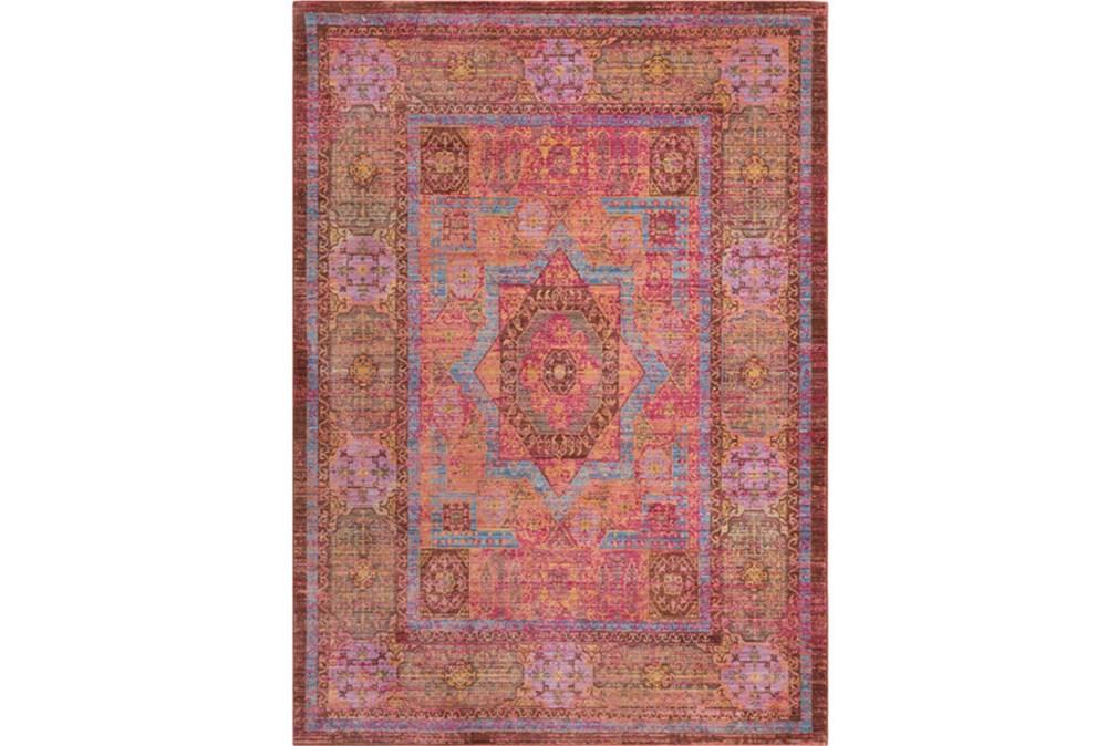 47X67 Rug-Gypsy Star Bright Pink