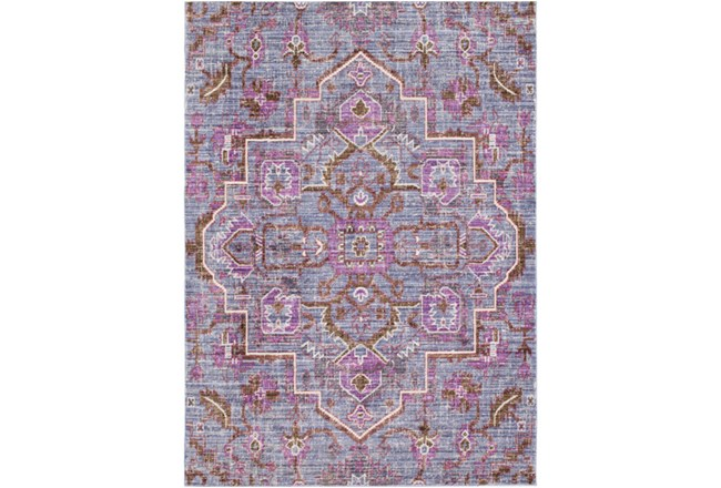 94X123 Rug-Gypsy Purple - 360