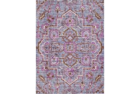 108X142 Rug-Gypsy Purple
