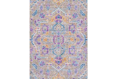 24X36 Rug-Gypsy Purple/Blue/Yellow