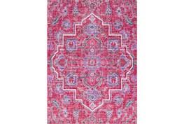 94X123 Rug-Gypsy Bright Pink