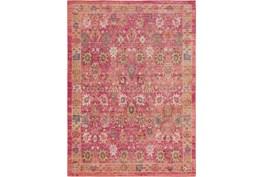 24X36 Rug-Gypsy Border Bright Pink