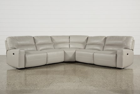 Renaldo 5 Piece Power Reclining Sectional