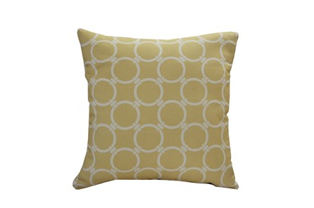 Accent Pillow-Canary Links 18X18