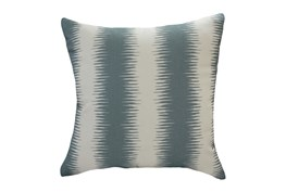 Accent Pillow-Seismic Wave Grey 18X18