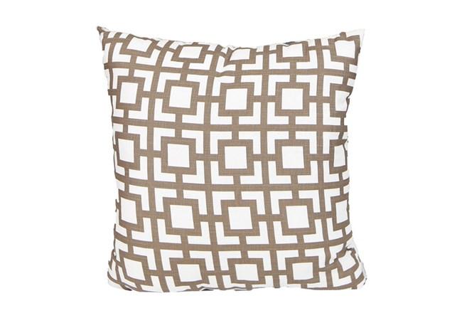 Accent Pillow-Sable Squares 18X18 - 360