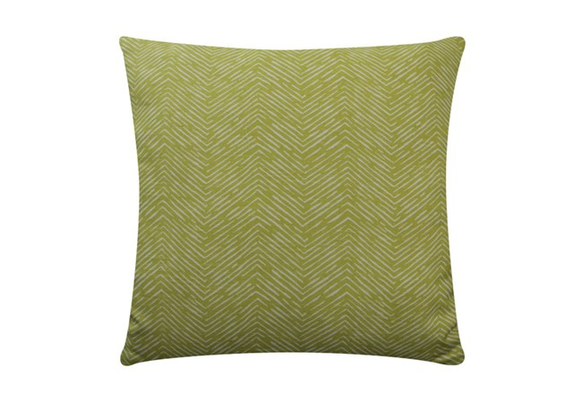 Accent Pillow-Seismic Yellow 18X18 - 360