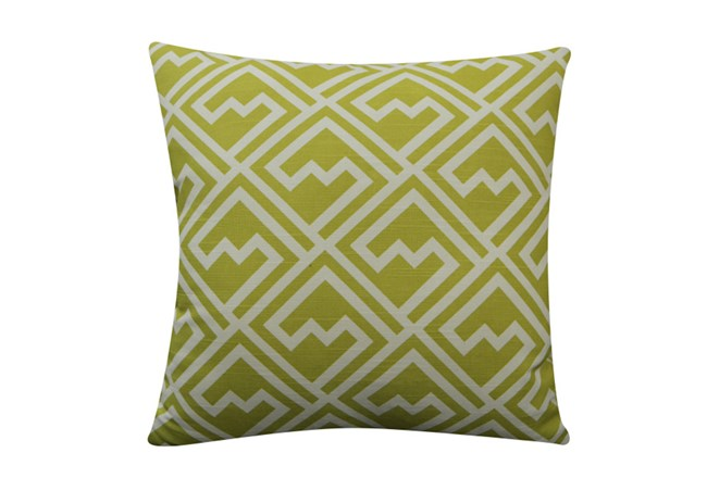 Accent Pillow-Pac Man Yellow 18X18 - 360