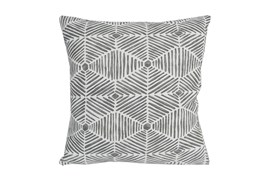 Accent Pillow-Tadaaki Grey 18X18