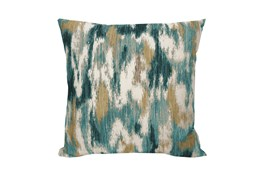 Accent Pillow-Impressions Blue 18X18