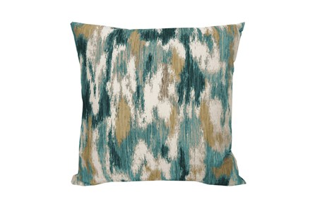 Accent Pillow-Impressions Blue 18X18 - Main