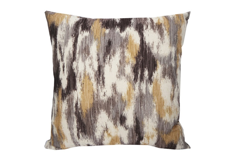 Accent Pillow-Impressions Gold 18X18