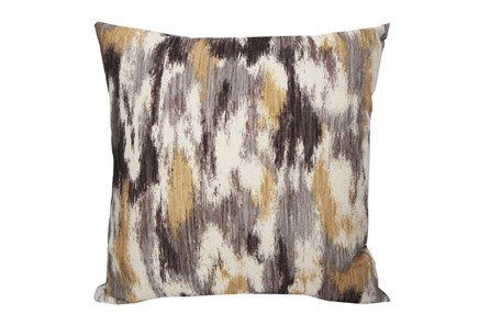 Accent Pillow-Impressions Gold 18X18 - Main