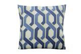 Accent Pillow-Saguaro Blue 18X18 - Signature