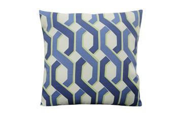 Accent Pillow-Saguaro Blue 18X18