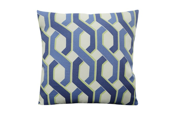 Accent Pillow-Saguaro Blue 18X18 - 360