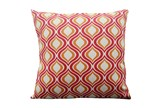 Accent Pillow-Open Up Red 18X18 - Signature