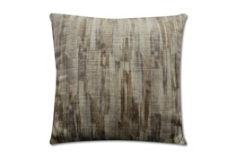 Accent Pillow-Watermark Taupe 22X22