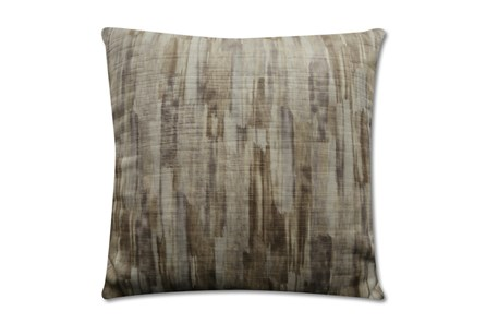 Accent Pillow-Watermark Taupe 22X22 - Main