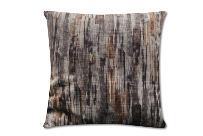 Accent Pillow-Watermark Grey 22X22 - 360