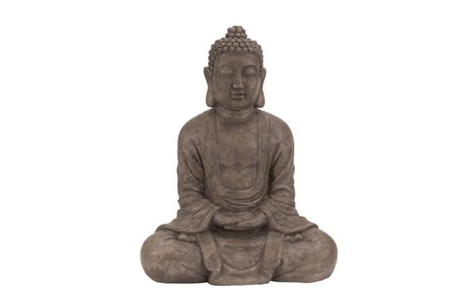 26 Inch Sitting Buddha - 360