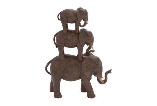 3 Elephant Stack - 360