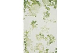 96X132 Rug-Green Tie Dye Greenery