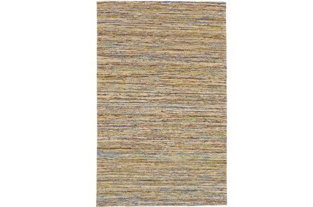 60X96 Rug-Cyril Teal - Main