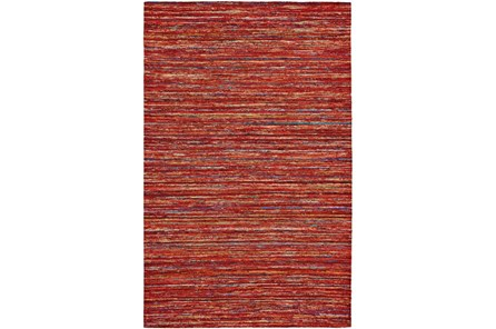 60X96 Rug-Cyril Red - Main