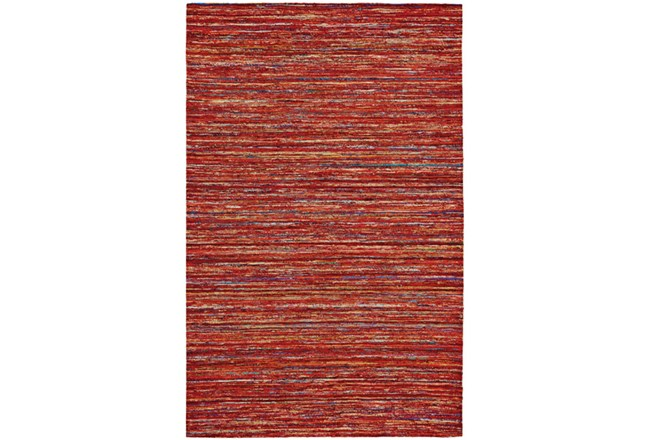 60X96 Rug-Cyril Red - 360